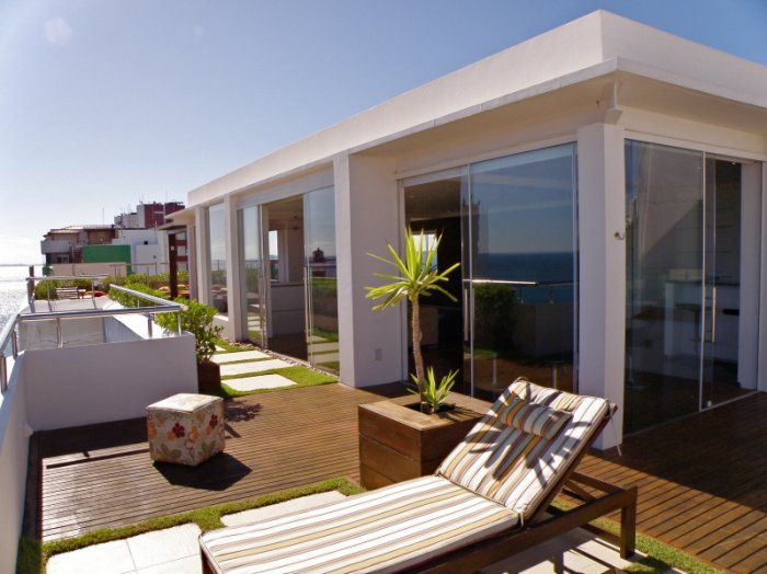 Francisco de Goes - Fantastic Penthouse down by the lighthouse in Barra