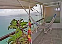Pedra da Vitoria - Panoramic views onto the Bay of All Saints