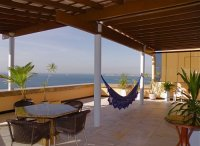 Casablanca Penthouse - Panoramic views onto the Bay of All Saints